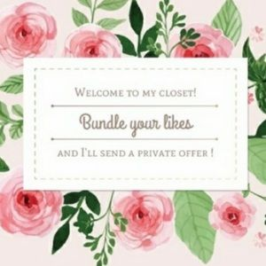 BUNDLE YOUR LIKES AND SAVE!!!